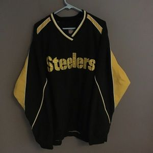 NFL Apparel Pittsburgh Steelers Pullover XXL